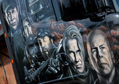 Scania Expendables